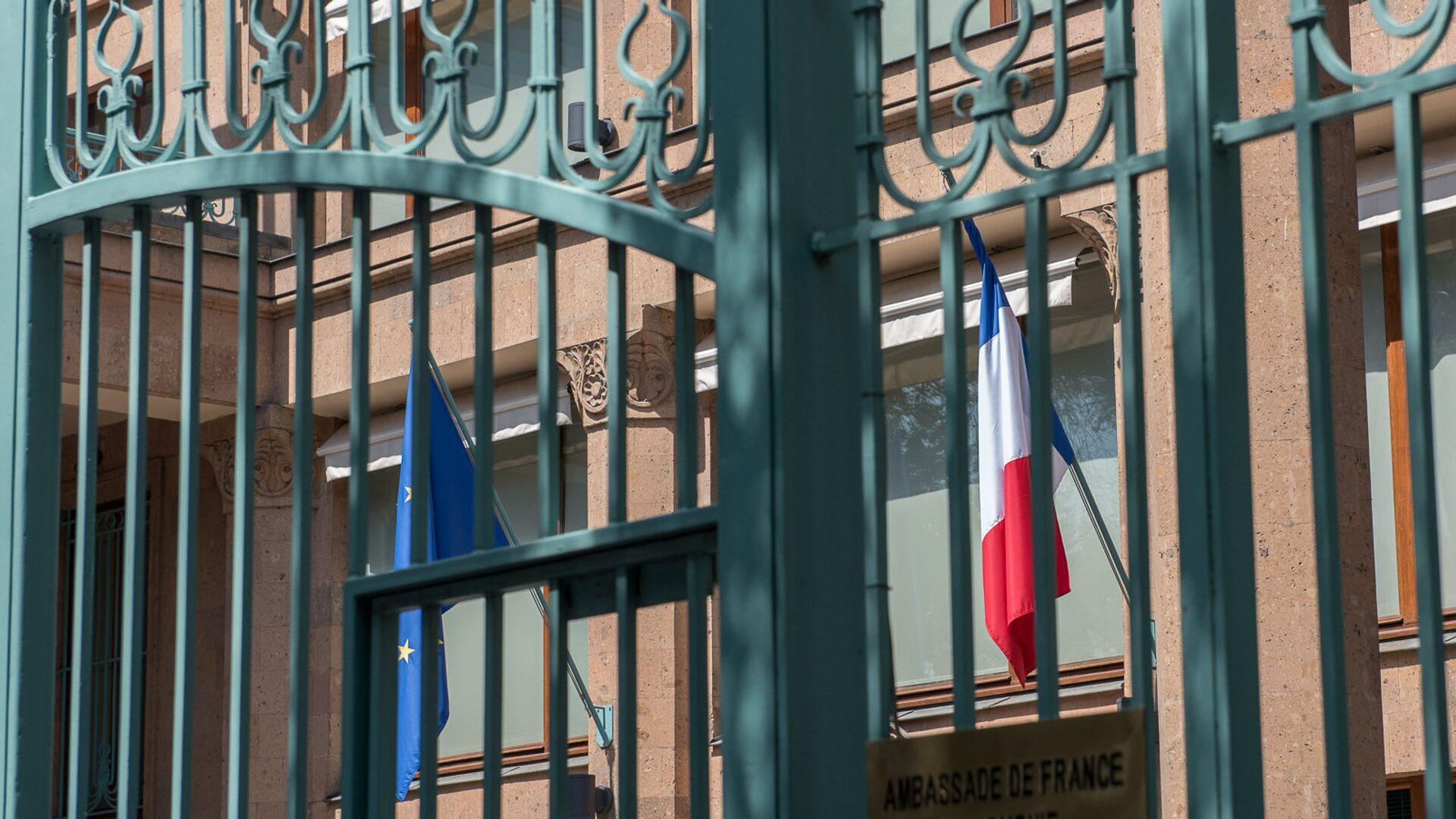 Հայաստանում Ֆրանսիայի դեսպանություն - Sputnik Արմենիա, 1920, 27.09.2021