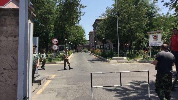 Госпиталь «Мурацан» - Sputnik Армения