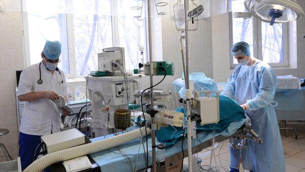 Морозовская детская государственная клиническая больница - Sputnik Արմենիա