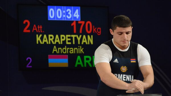 Андраник Карапетян - Sputnik Արմենիա