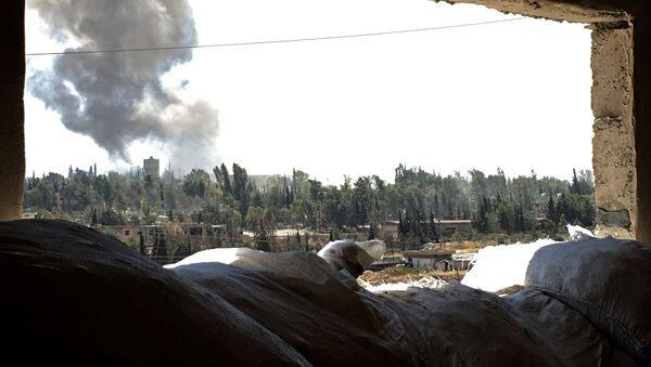 Ситуация на юге Алеппо - Sputnik Армения