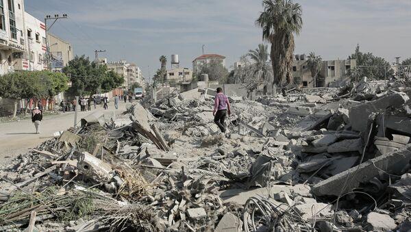 Сектор Газа. Архивное фото. - Sputnik Армения