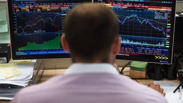 Московская биржа - Sputnik Армения