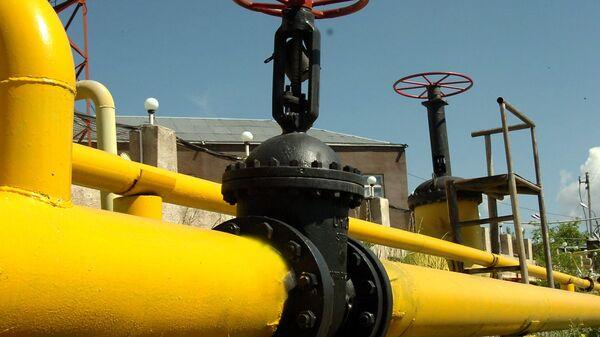 Газопровод из России в Армению - Sputnik Армения