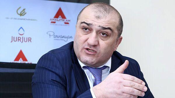 Смбат Саиян - Sputnik Армения
