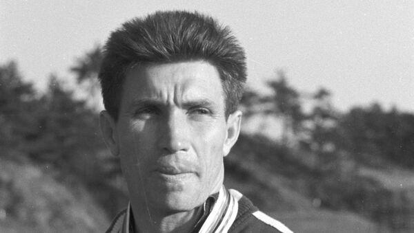 Игорь Новиков, заслуженный мастер спорта СССР, современное пятиборье - Sputnik Армения