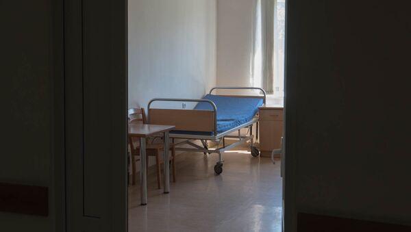 Больница. Больничная койка - Sputnik Армения