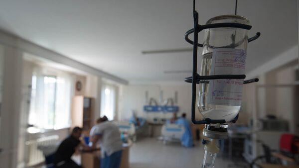 Больница. Капельница - Sputnik Армения