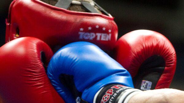 Чемпионат Европы по боксу - Sputnik Армения