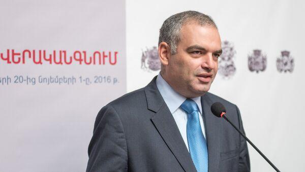 Айк Демоян - Sputnik Армения