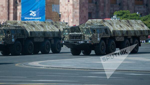 ОТРК Искандер в Ереване - Sputnik Армения