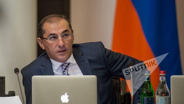 Вардан Арамян - Sputnik Армения