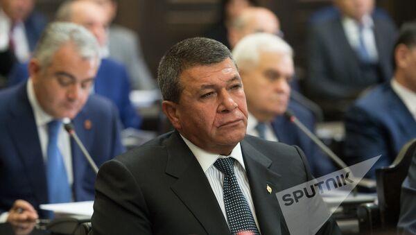 Владимир Гаспарян - Sputnik Արմենիա