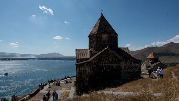 Севанаванк - Sputnik Армения
