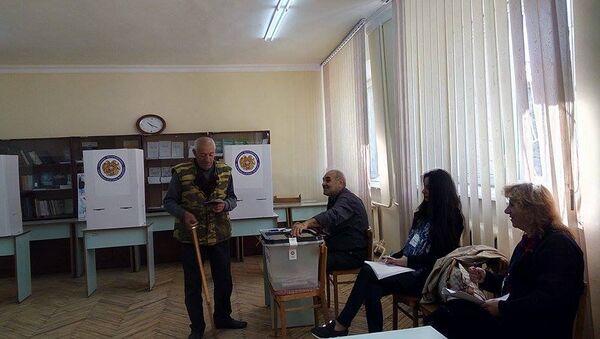 Выборы в Гюмри - Sputnik Армения