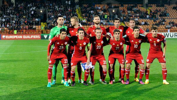 Сборная Армении по футболу - Sputnik Армения
