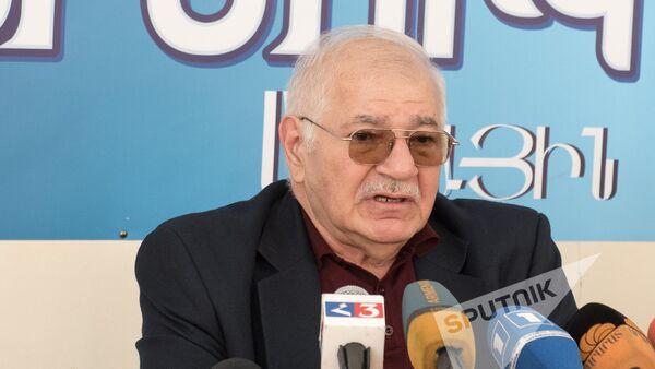 Гагик Арутюнян - Sputnik Արմենիա