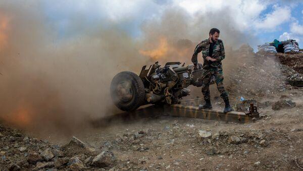 Ситуация в Сирии - Sputnik Армения