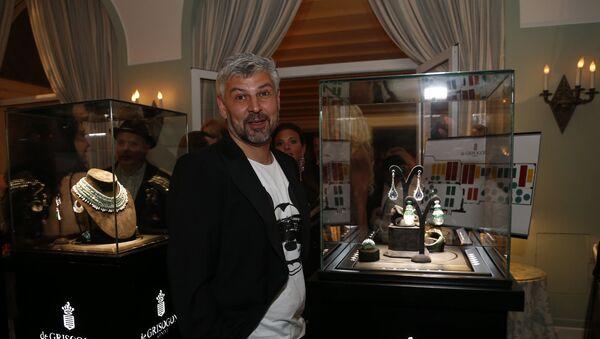 Николай Саркисов - Sputnik Արմենիա