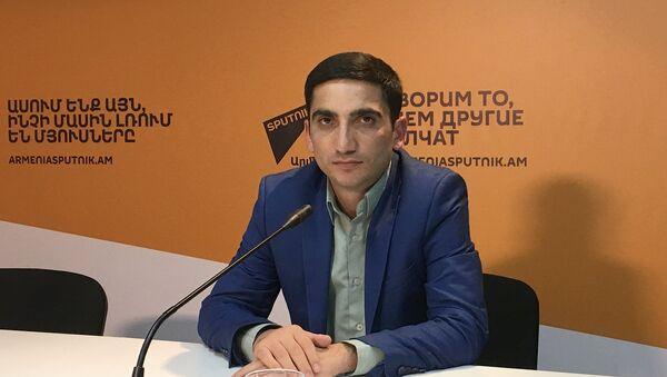 Наири Охикян - Sputnik Армения