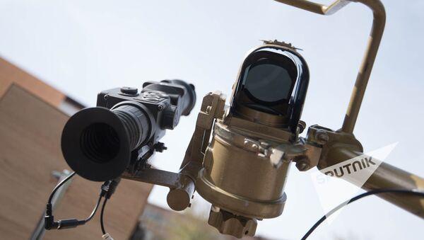 Первая Международная выставка вооружения и оборонных технологий ArmHiTec-2016 - Sputnik Армения