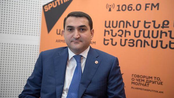 Ваге Никоян - Sputnik Արմենիա