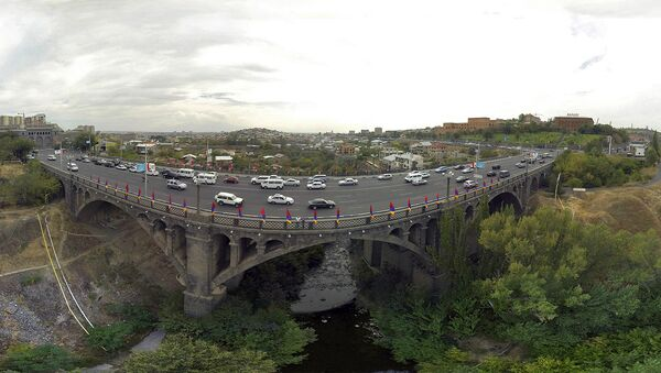 Мост Победы в Ереване - Sputnik Армения
