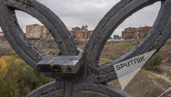 Мост Победы в Ереване. 2016г. - Sputnik Армения