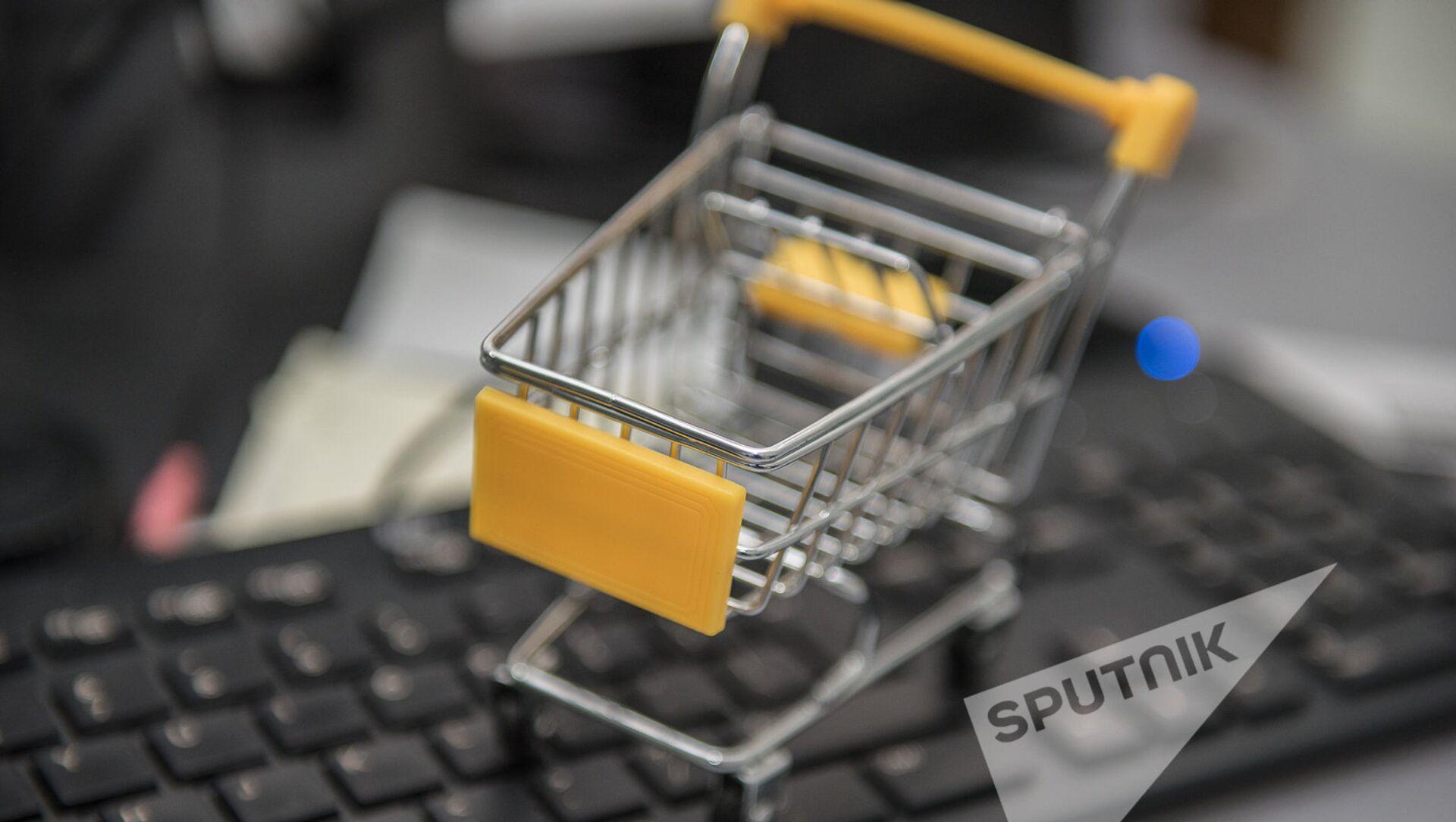 Онлайн покупки, онлайн магазин - Sputnik Արմենիա, 1920, 09.08.2021