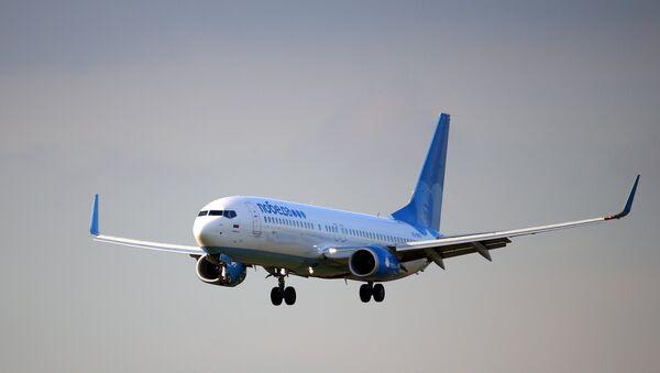 Самолет авиакомпании Победа - Sputnik Արմենիա