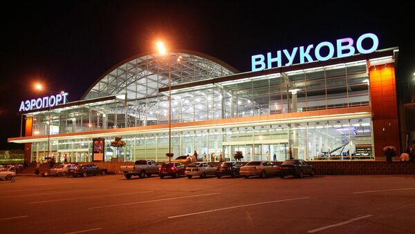 Аэропорт Внуково, Москва - Sputnik Արմենիա