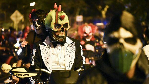 Праздник Хэллоуин. Колумбия - Sputnik Армения