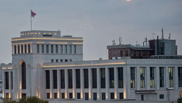 Здание министерств РА, Министерство Иностранных дел РА - Sputnik Армения