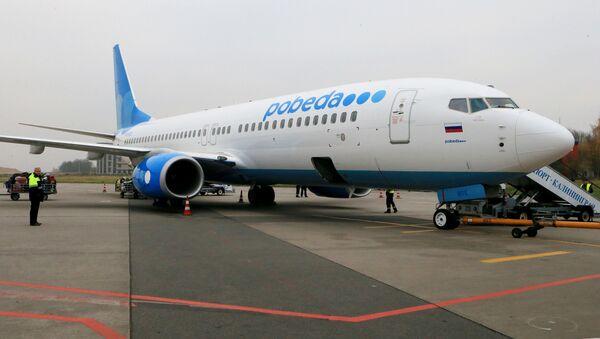 Авиакомпания Победа открывает продажу билетов Москва-Калининград - Sputnik Արմենիա