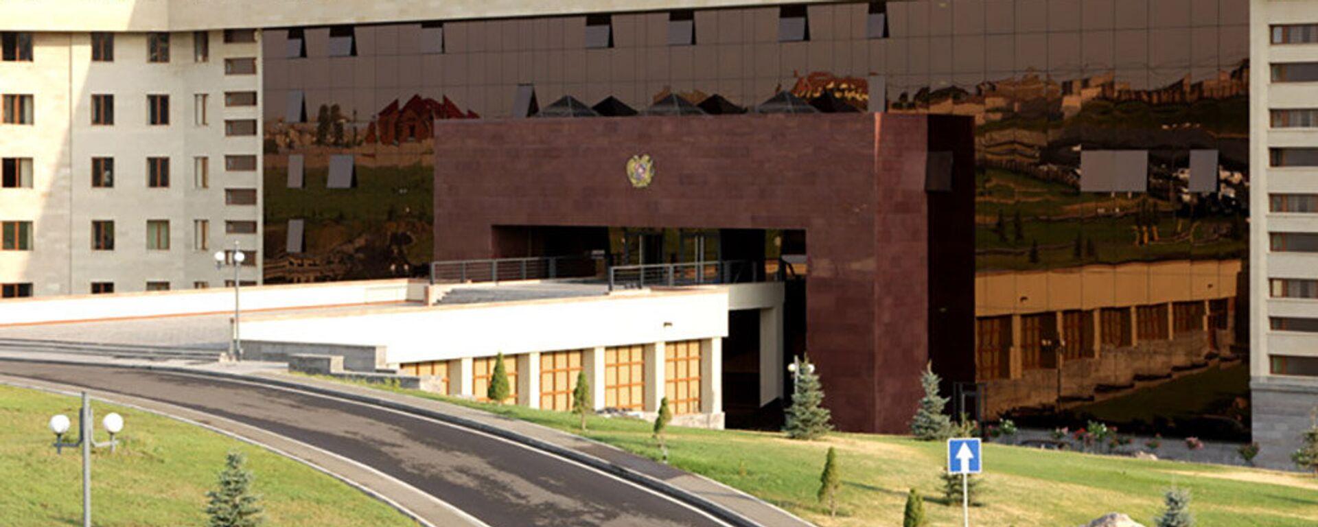 Министерство обороны Армении  - Sputnik Армения, 1920, 24.05.2021