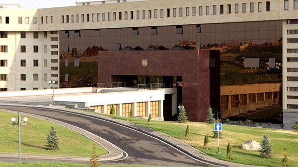 Министерство обороны Армении  - Sputnik Արմենիա