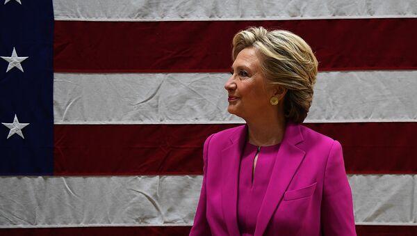 Хиллари Клинтон - Sputnik Армения