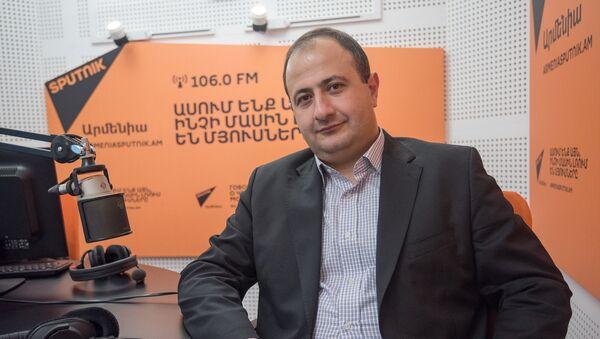 Рубен Мелконян в гостях у радио Sputnik Армения - Sputnik Արմենիա