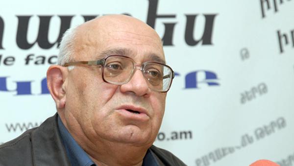 Левон Ширинян - Sputnik Армения