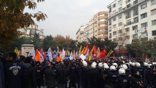 Акции протеста в Турции - Sputnik Արմենիա
