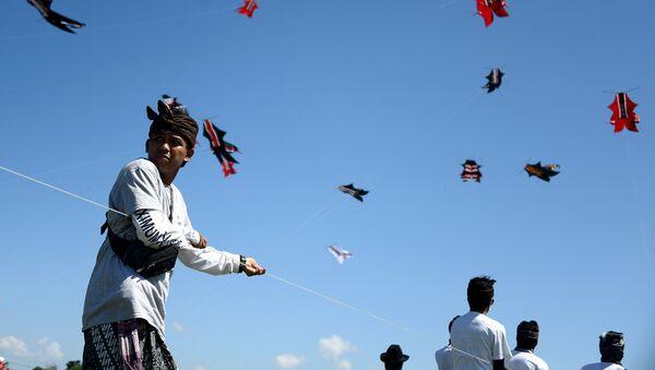 Фестиваль воздушных змеев в Индонезии - Sputnik Արմենիա