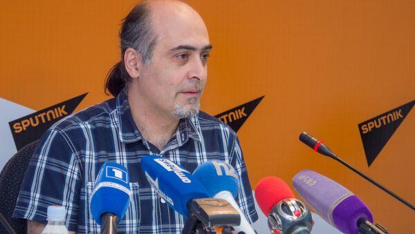 Самвел Мартиросян - Sputnik Армения