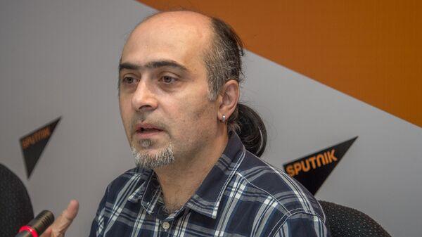 Սամվել Մարտիրոսյան - Sputnik Արմենիա