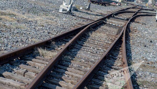 ЗАО Южно-кавказская железная дорога сдала в эксплуатацию электропоезд - Sputnik Армения