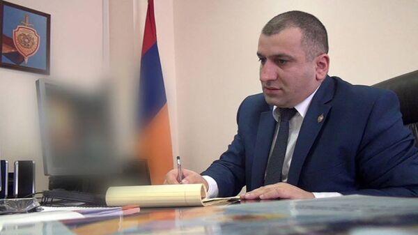 Мнацакан Бичахчян - Sputnik Армения