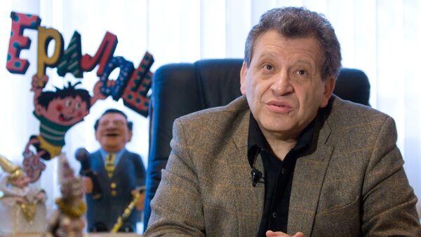 Художественный руководитель Ералаша Борис Грачевский - Sputnik Արմենիա