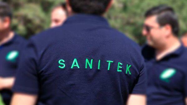 Компания Санитек - Sputnik Արմենիա