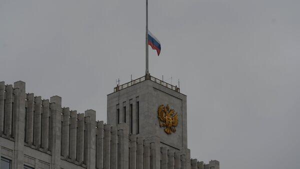 Здание Правительства РФ - Sputnik Армения
