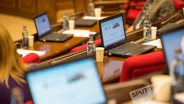 Парламент РА - Sputnik Армения