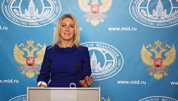 Брифинг официального представителя МИД России М.Захаровой - Sputnik Армения